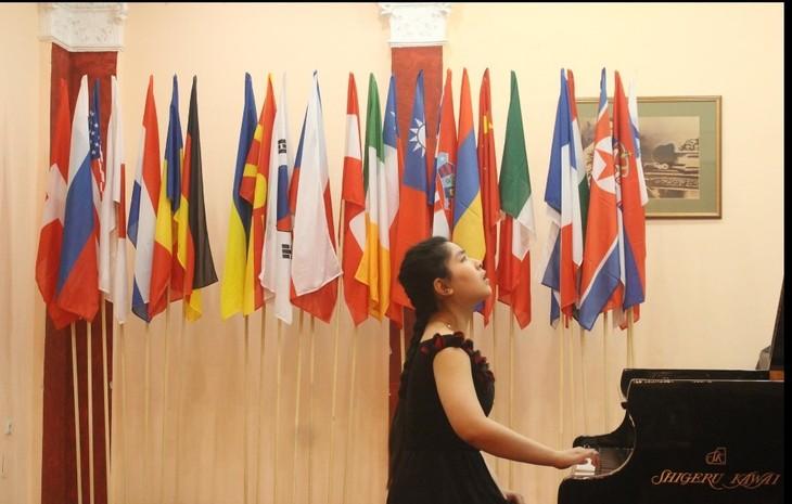 Thí sinh Việt Nam đoạt giải 3 cuộc thi Piano quốc tế ở Serbia - ảnh 1
