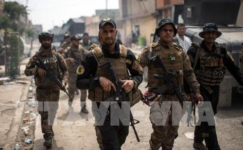 IS ambushes Iraqi government convoy - ảnh 1
