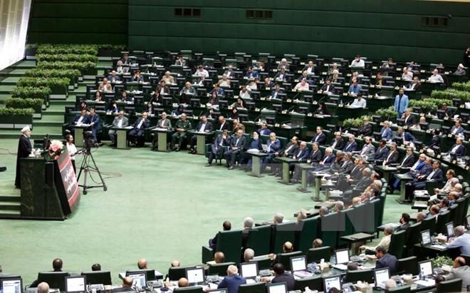Iran parliament recognizes Jerusalem as Palestine's capital - ảnh 1