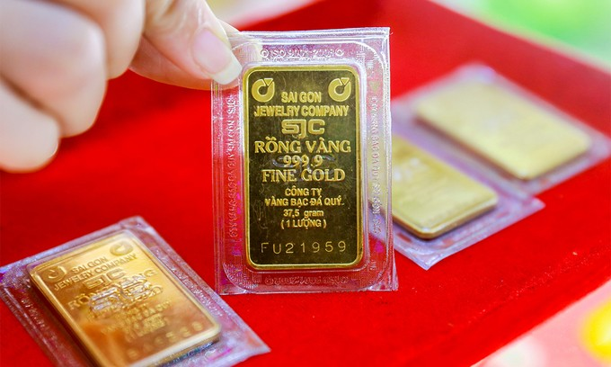 Vietnam largest gold market in Southeast Asia: study - ảnh 1