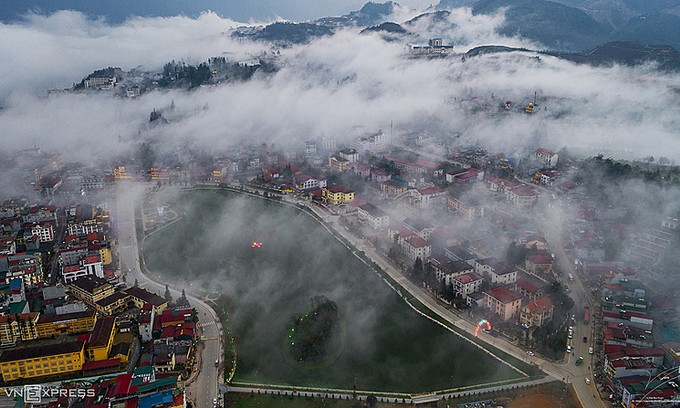 Lao Cai among five stunning natural wonders in Southeast Asia: Forbes - ảnh 1