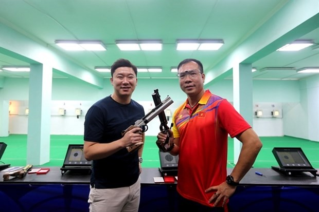 Vietnamese shooter invited to compete at Tokyo Olympics - ảnh 1