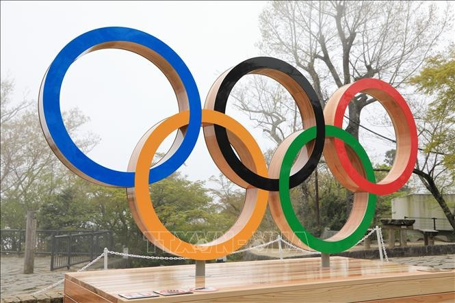 Tokyo cancels public viewing sites for summer Olympics - ảnh 1