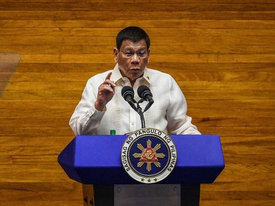 Philippine President fully restores key troop pact with US - ảnh 1