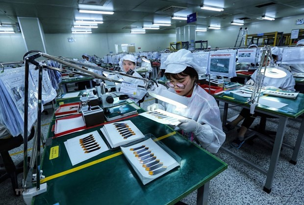 Vietnam's GDP growth ranges from 3.5 to 5.5%: HSBC  - ảnh 1
