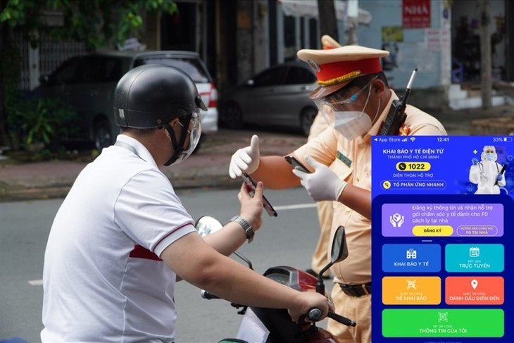 "Ho Chi Minh City pilots ""COVID-19 green cards""  - ảnh 1"