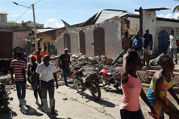 Vietnam concerned about uncertainties in Haiti: Diplomat - ảnh 1