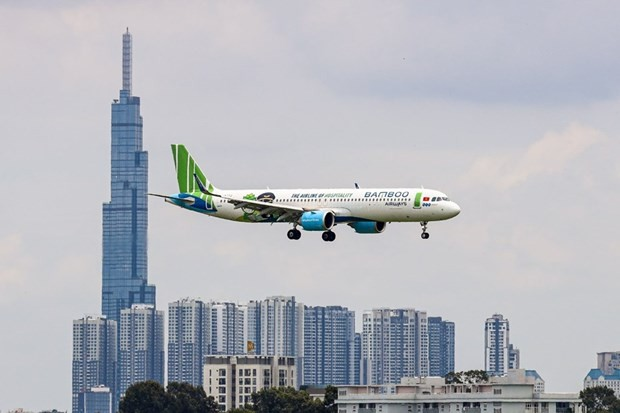 Bamboo Airways to resume domestic flights from October 10 - ảnh 1