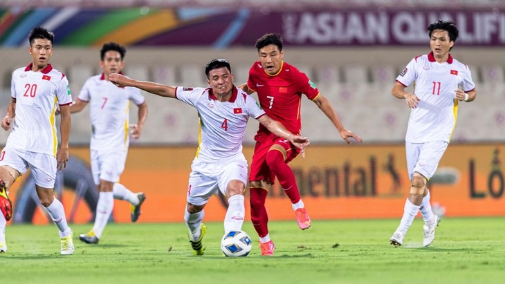 Vietnam lose 2-3 to China in World Cup qualifier - ảnh 1