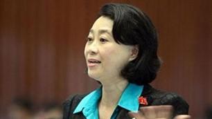 รัฐสภาอนุมัติมติเกี่ยวกับการเพิกถอนสมาชิกภาพผู้แทนรัฐสภาของนางĐặng Thị Hoàng Yến - ảnh 1