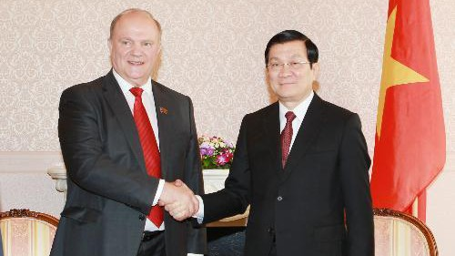ภารกิจของประธานประเทศเวียดนามTrương Tấn Sangในรัสเซีย - ảnh 1