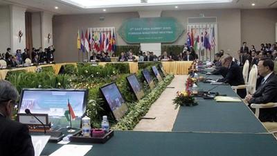 """การประชุมรัฐมนตรีต่างประเทศฟอรั่ม""""สนทนาความร่วมมือเอเชีย""""ครั้งที่๑๑ - ảnh 1"""