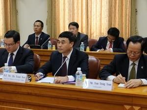 การสนทนายุทธศาสตร์เกี่ยวกับการทูต  ความมั่นคงและการกลาโหมเวียดนาม– สาธารณรัฐเกาหลี ครั้งที่๒ - ảnh 1
