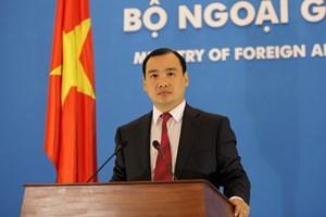 เวียดนามประท้วงจีนละเมิดอธิปไตยและอำนาจศาลของเวียดนาม - ảnh 1