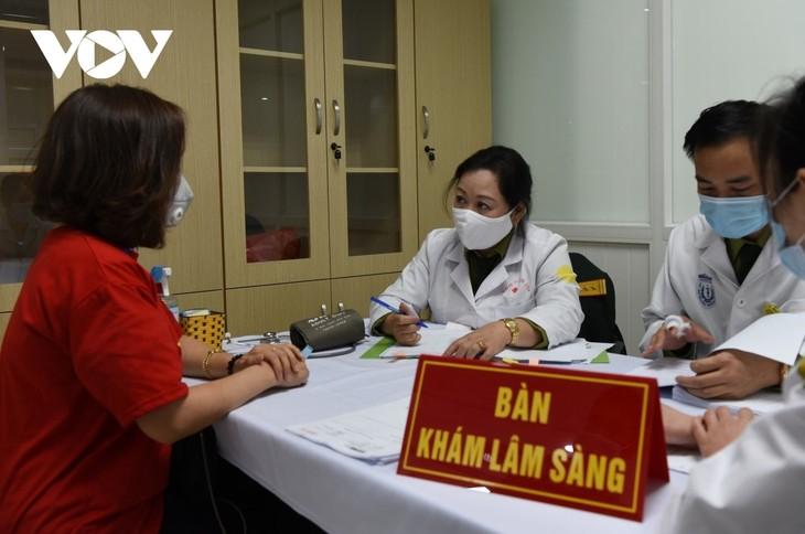 35 добровольцев получили первую дозу вакцины Nano Covax на втором этапе испытаний - ảnh 1