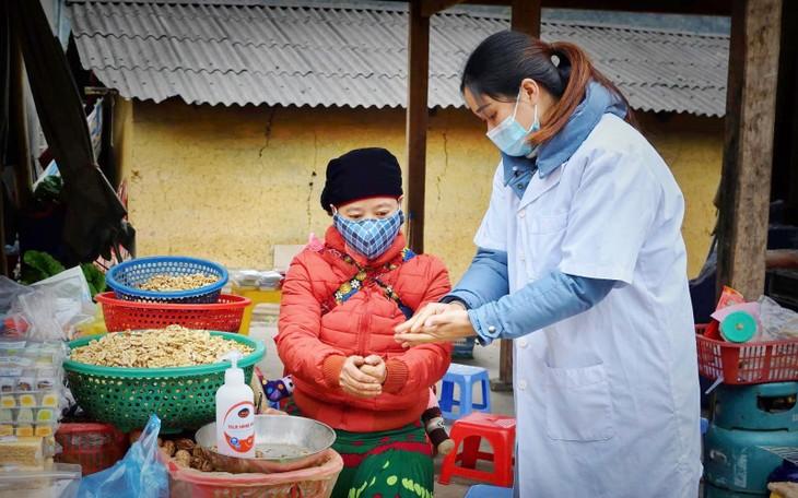 Утром 27 февраля во Вьетнаме не зафиксировано ни одного нового случая заражения коронавирусом - ảnh 1