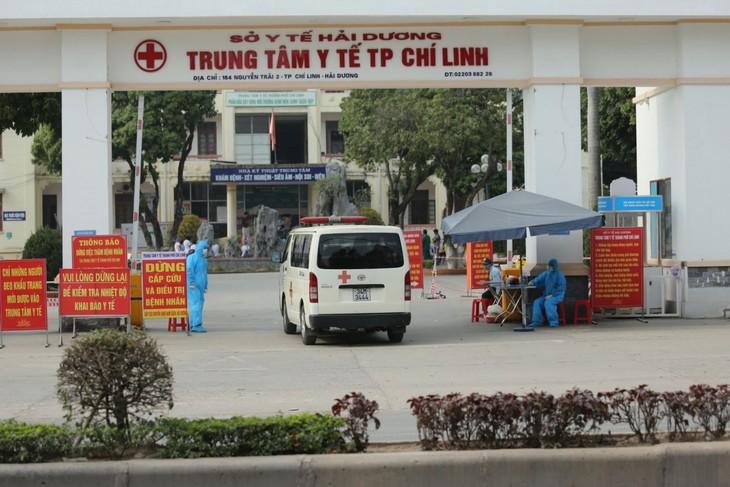 Полевой госпиталь №1 провинции Хайзыонг завершил свою работу - ảnh 1