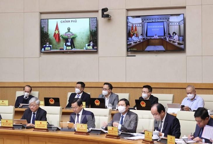 Укрепление руководящей роли КПВ для ускорения социально-экономического развития - ảnh 1