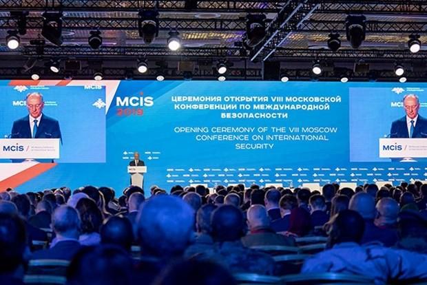 Московская конференция по международной безопасности пройдет в июне - ảnh 1