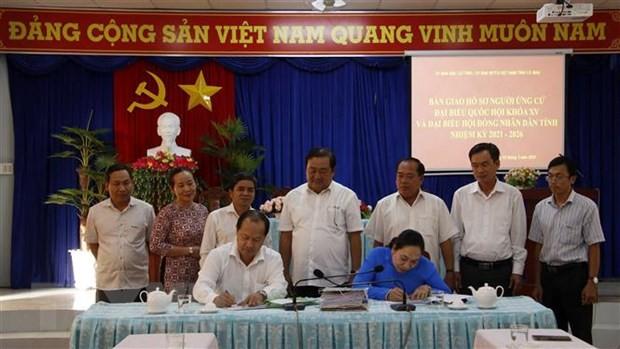 Регионы Вьетнама активно готовятся к выборам в Нацсобрание XV созыва и народные советы на 2021-2026 гг. - ảnh 1