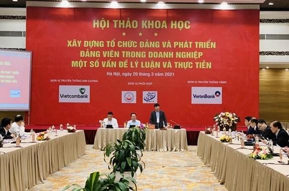 Реализация решения XIII съезда: пробуждение целеустремленности вьетнамского бизнеса на новом этапе. - ảnh 1