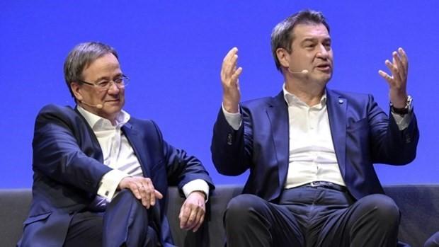 Два лидера партий ХДС иХСС готовы стать кандидатами в канцлеры  - ảnh 1