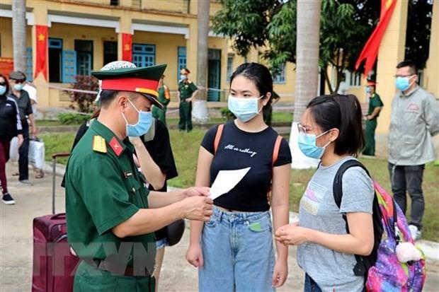 Во Вьетнаме было выявлено 6 новых ввозных случаев COVID-19  - ảnh 1