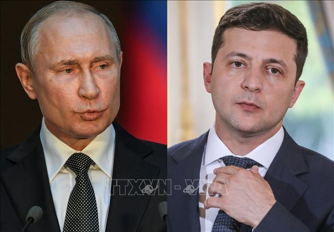 Зеленский сообщил о подготовке к встрече с Путиным - ảnh 1