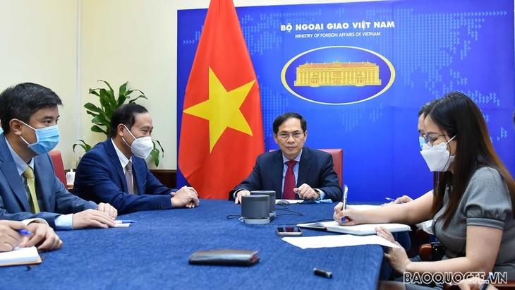 Активизация отношений стратегического партнерства между Вьетнамом и Японией - ảnh 1