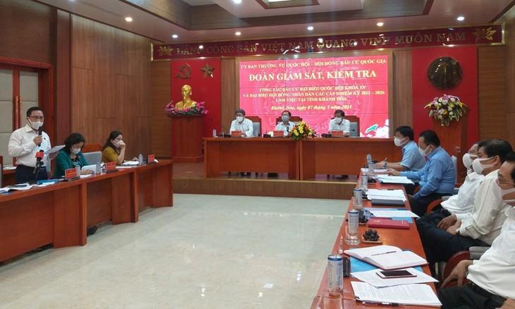 В островном уезде Чыонгша пройдут досрочные выборы - ảnh 1