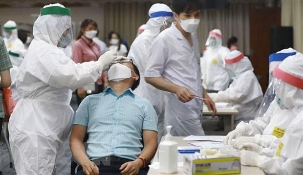 Утром 17 мая во Вьетнаме зарегистрировано 37 новых случаев заражения коронавирусом - ảnh 1