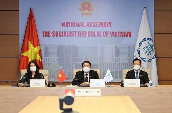 Вьетнам призывает мировое сообщество вносить практический вклад в глобальную повестку дня по борьбе с изменением климата - ảnh 1
