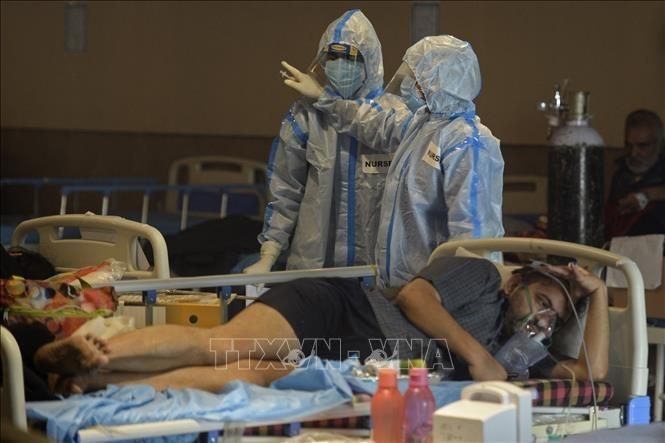 Число погибших от коронавируса в мире превысило 3,4 млн.  - ảnh 1