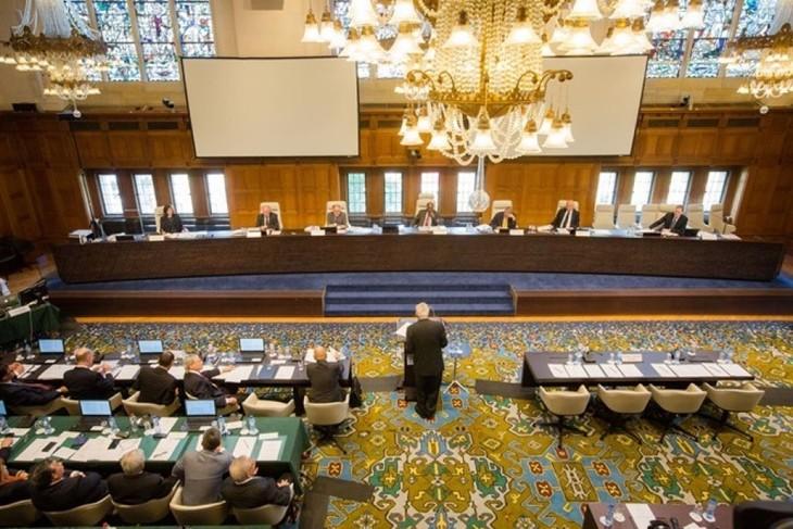 Решение международного арбитражного суда должно быть соблюдено - ảnh 1