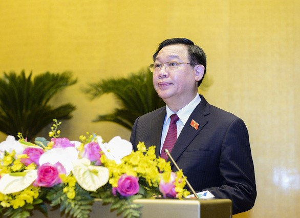 Открылась 1-я сессия Национального собрания Вьетнама 15-го созыва - ảnh 1