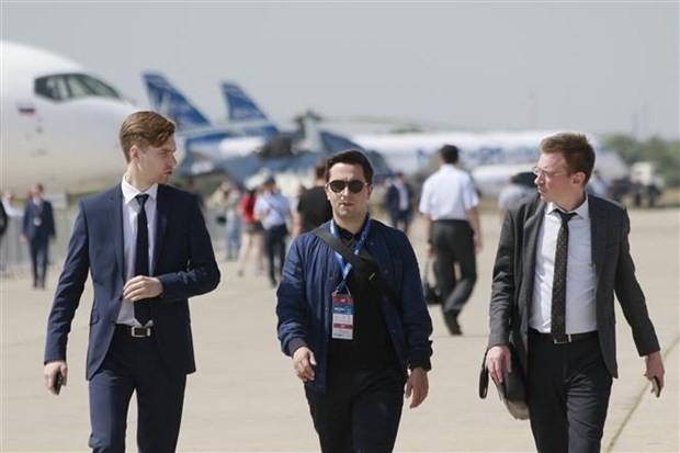 Россия подписала крупные контракты на выставке МАКС-2021 - ảnh 1