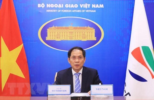 Сотрудничество Меконг – Республика Корея: приоритет отдается оказанию помощи странам-членам для преодоления трудностей - ảnh 1