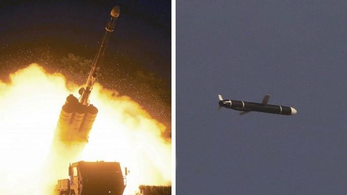 КНДР объявила о запуске новой крылатой ракеты большой дальности - ảnh 1