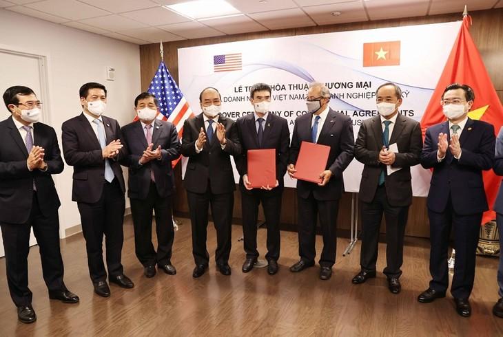 Вьетнам полон решимости провести реформы бизнес-среды для расширения деятельности иностранных предприятий - ảnh 1