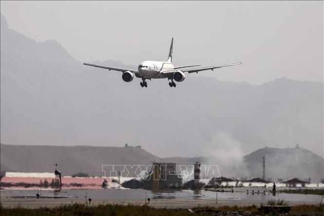 """""""Талибан"""" призвал возобновить международные рейсы  - ảnh 1"""