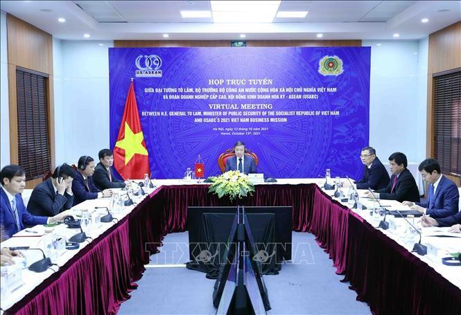 Содействие отношениям в инвестиционно-торговой сфере между Вьетнамом и США - ảnh 1