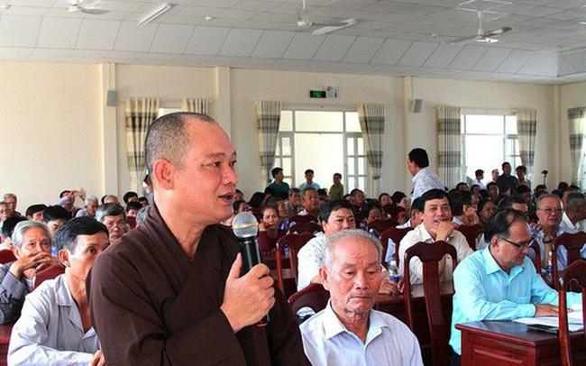 Chủ tịch Ủy ban Trung ương MTTQ Việt Nam Trần Thanh Mẫn tiếp xúc cử tri tại Cần Thơ  - ảnh 1
