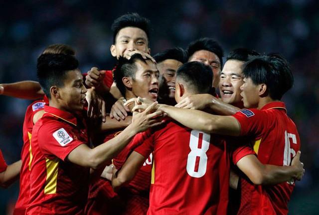 Tuyển Việt Nam đặt mục tiêu vào chung kết - ảnh 1