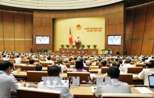 Quốc hội thảo luận về quản lý, sử dụng vốn, tài sản Nhà nước - ảnh 1