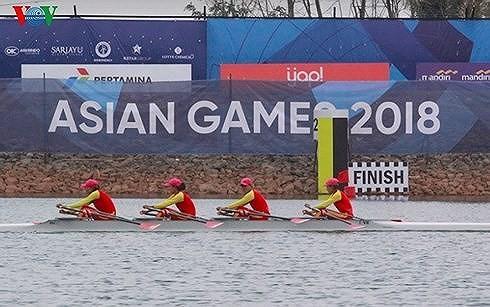 Đài Tiếng nói Việt Nam thưởng 200 triệu đồng cho Đội tuyển Rowing Việt Nam.  - ảnh 1