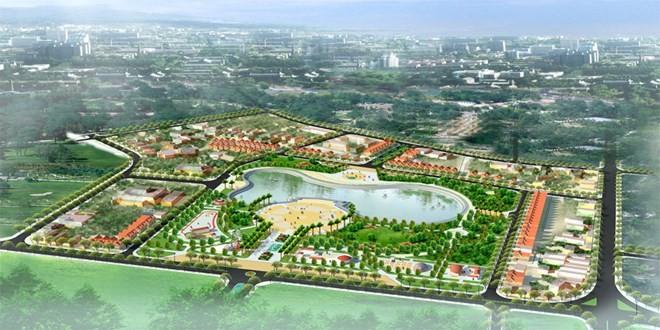 Quảng Trị thông qua Đề án đặt tên Công viên Fidel - ảnh 1