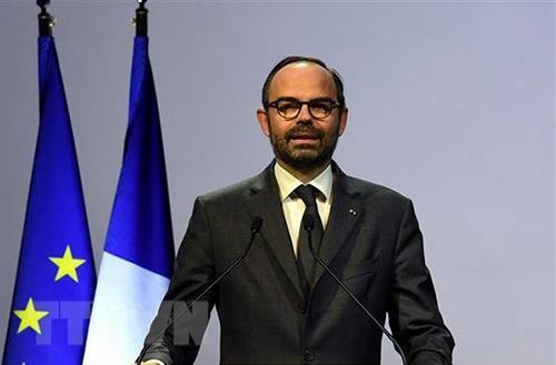Thủ tướng Cộng hòa Pháp bắt đầu thăm chính thức Việt Nam - ảnh 1