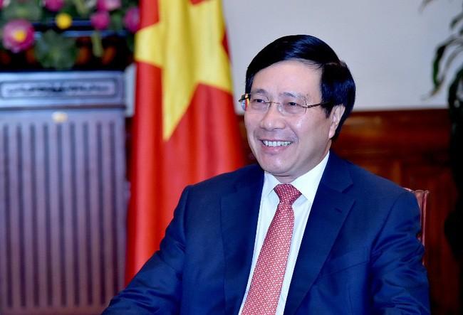 Phó Thủ tướng, Bộ trưởng Ngoại giao Phạm Bình Minh dự Hội nghị liên Bộ trưởng Ngoại giao - Kinh tế APEC  - ảnh 1