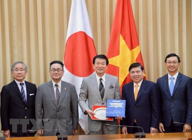 Tỉnh Chiba mong muốn tăng cường giao lưu và hợp tác với Thành phố Hồ Chí Minh - ảnh 1