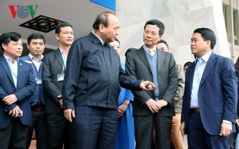 Thủ tướng Nguyễn Xuân Phúc: Việt Nam đã sẵn sàng cho hội nghị thượng đỉnh Mỹ-Triều - ảnh 1